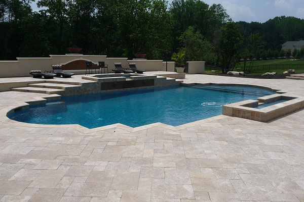 pool patio paver designs | roselawnlutheran - Pool Patio Designs