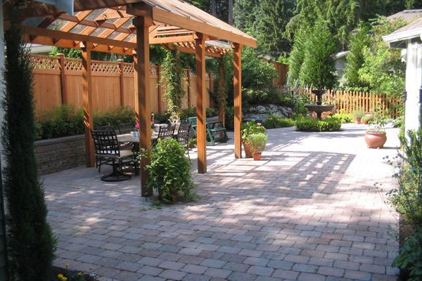 Large Patio Remodel