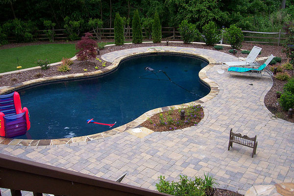 stupendous paver patio designs  slodive, Patio/