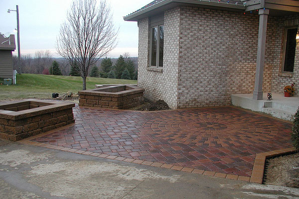 Paver Patio Arty
