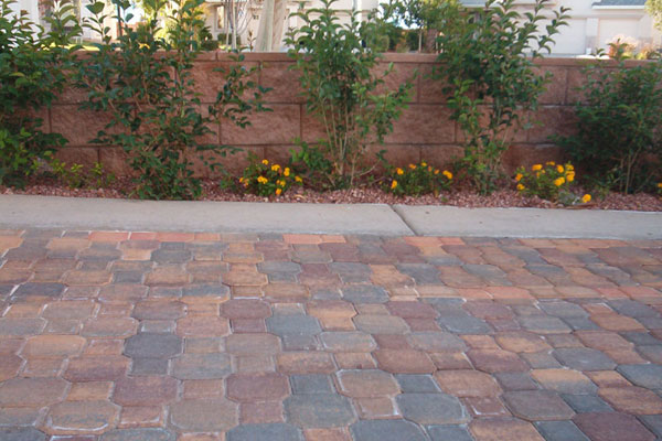 Pavers Shapes Play
