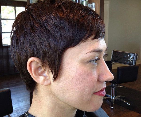 short hair cut pixie style 35 Impressive Pixie Hairstyles
