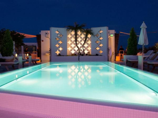 Rooftop Pool Design Rooftop Pool