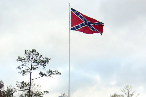 giant confederate flag 25 Overwhelming Rebel Flag Pictures