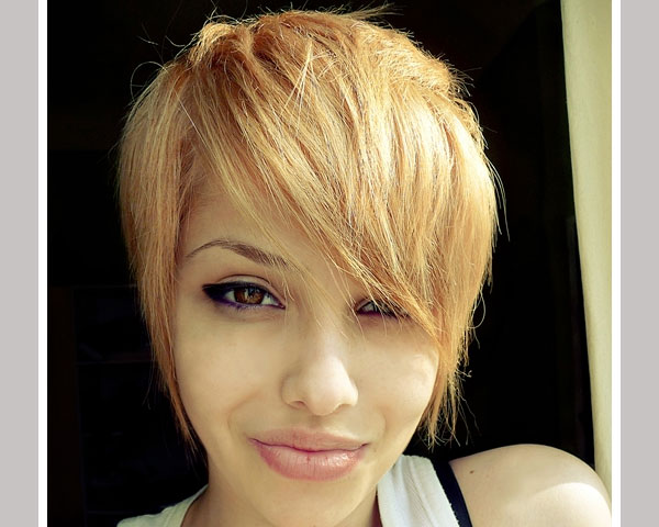 Cool 30 Marvelous Short Hairstyles For Oval Faces Slodive Short Hairstyles Gunalazisus