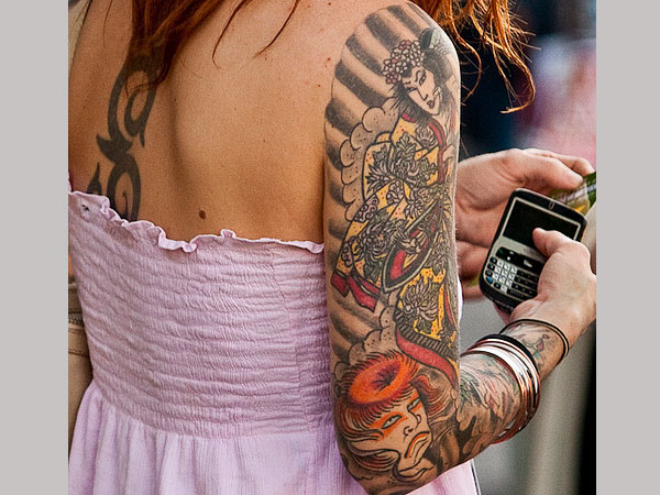 tattoo 25 Fascinating Sleeve Tattoos For Girls