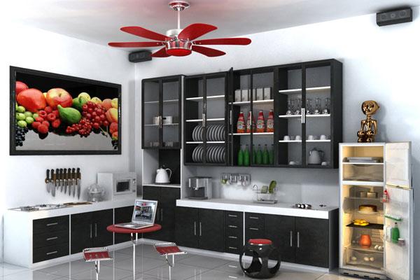 my kitchen 35 Extraordinary Small Kitchen Designs