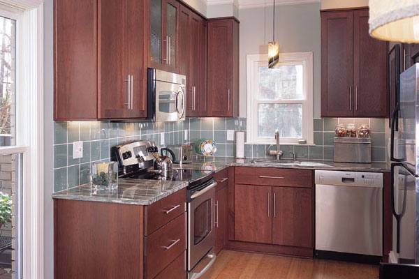 townhouse kitchen 35 Extraordinary Small Kitchen Designs