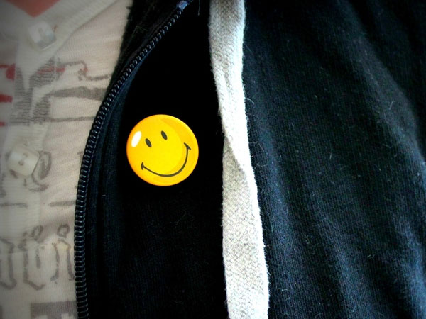 Smiley On Attire