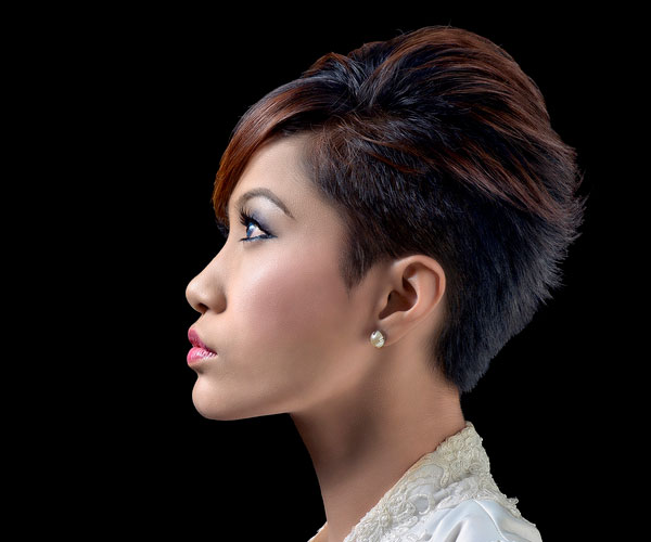 dyana 35 Striking Trendy Hairstyles