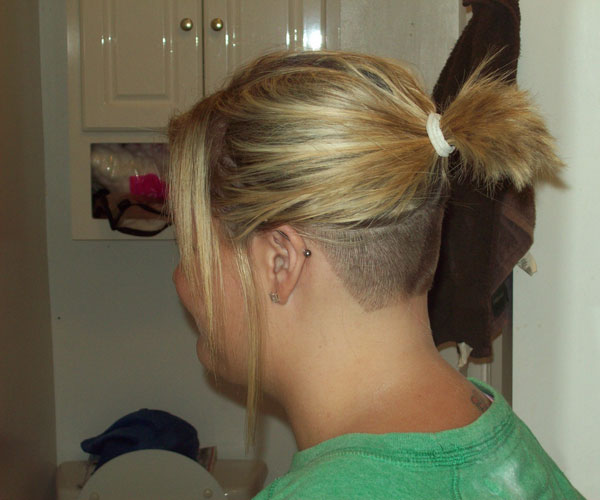 30 Arresting Undercut Hairstyle Collection , SloDive