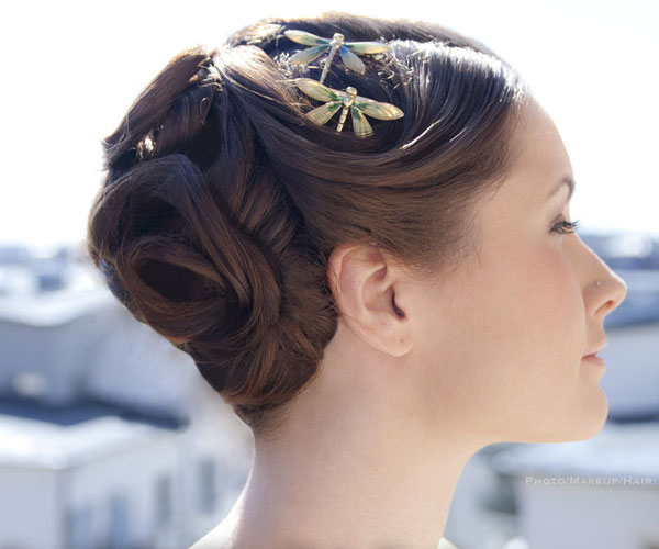 sweden wedding 35 Drool Worthy Updos For Weddings