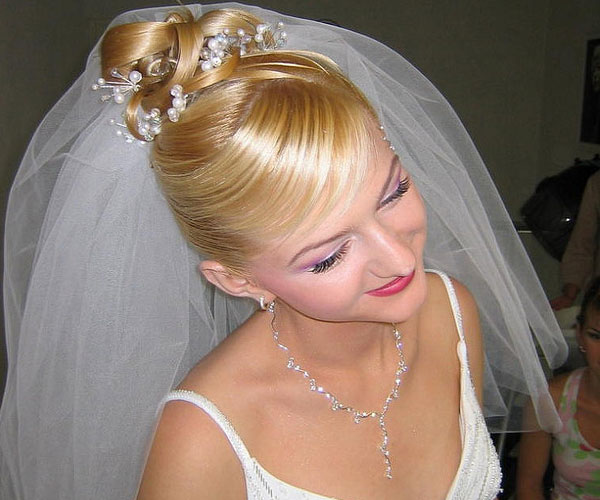 wedding updo 35 Drool Worthy Updos For Weddings