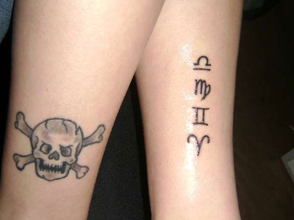 Symbolic Tattoos
