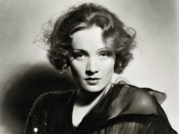 marlene dietrich hairstyle 25 Astonishing 1930s Hairstyles