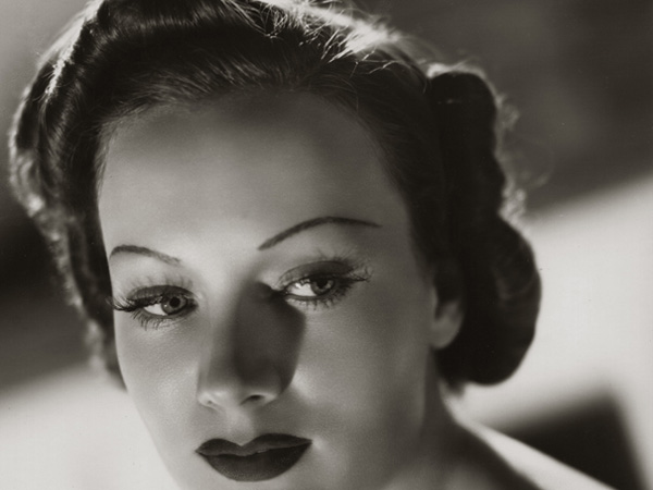 sigrid gurie hairstyle 25 Astonishing 1930s Hairstyles