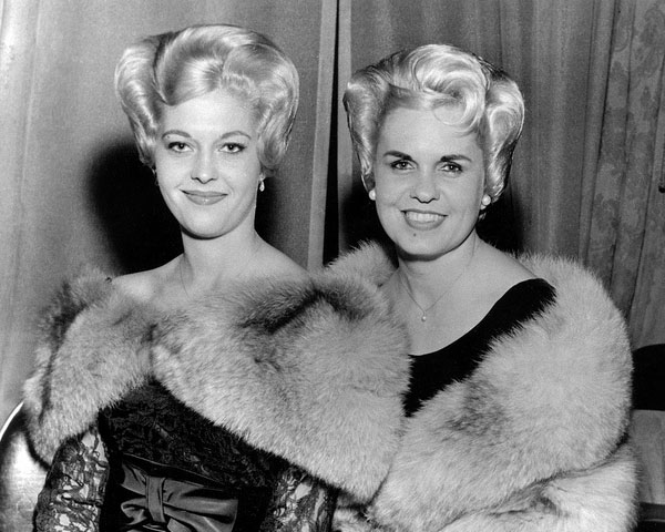 mignon and maxine 30 Stunning 60s Hairstyles
