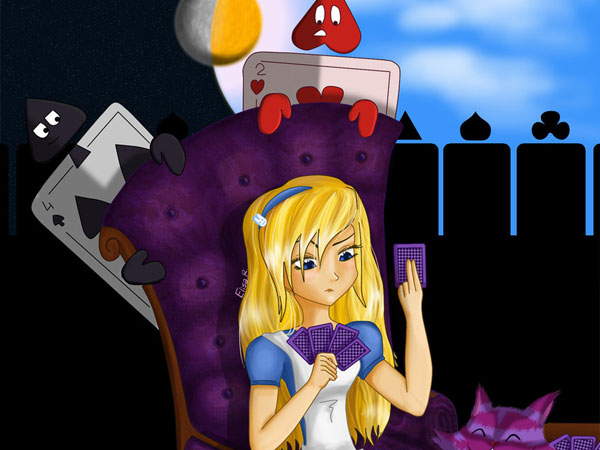 background 25 Sweet Alice in Wonderland Pictures
