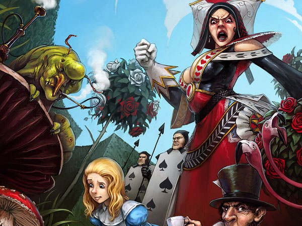 characters 25 Sweet Alice in Wonderland Pictures
