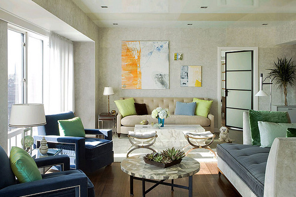 vintage modern apartment 25 Fancy Apartment Interior Design Collection