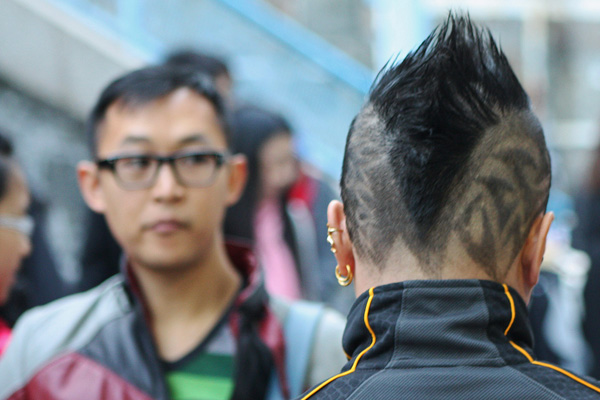 Fine 25 Awesome Asian Hairstyles For Men Slodive Short Hairstyles Gunalazisus