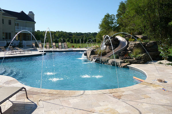 garden design with backyard pool design ideas playme with landscape design ideas backyard from