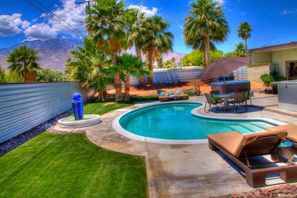Backyard Pool Patio Ideas