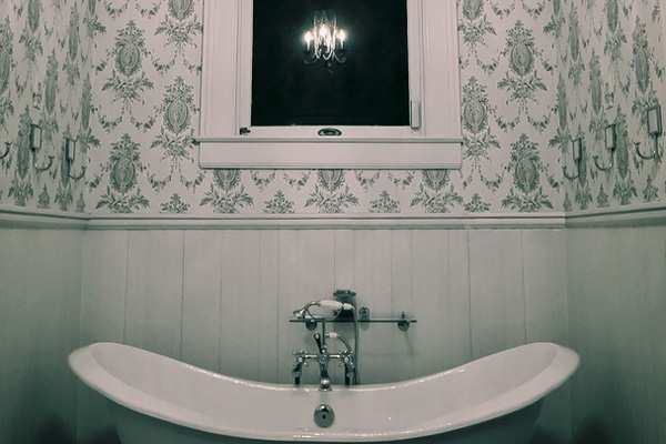 Wallpaper Bath Fashion