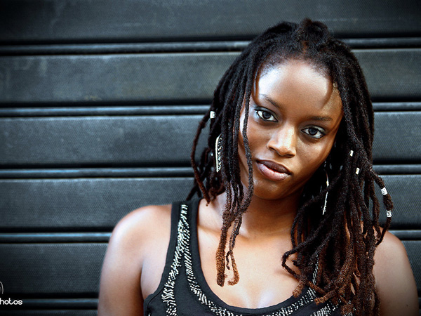 dread gyal hairstyle 25 Charming Black Braided Hairstyles