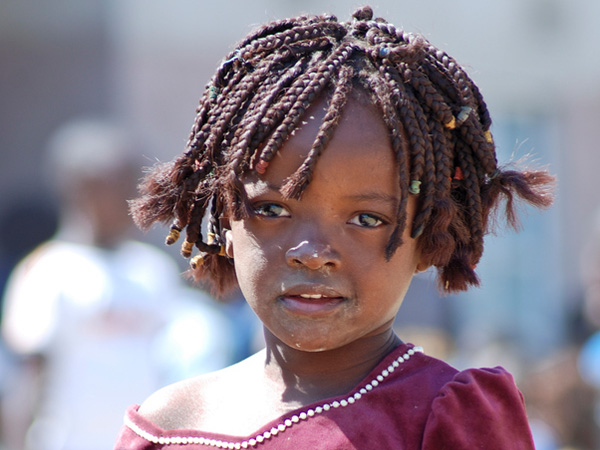 Lovely Black Kids Hairstyles