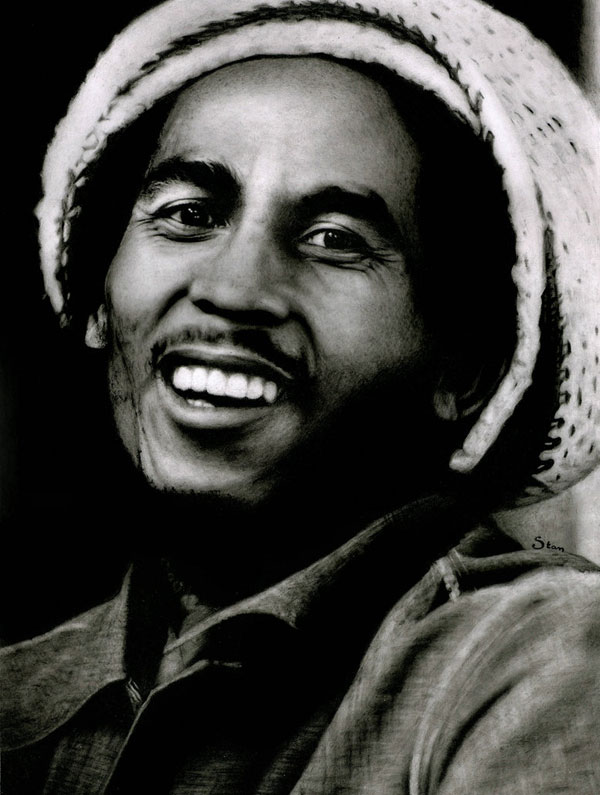Bob Marley Beautiful Picture