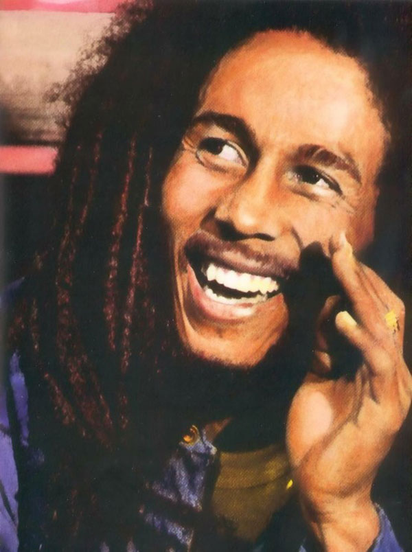 happy bob 30 Artistic Bob Marley Pictures