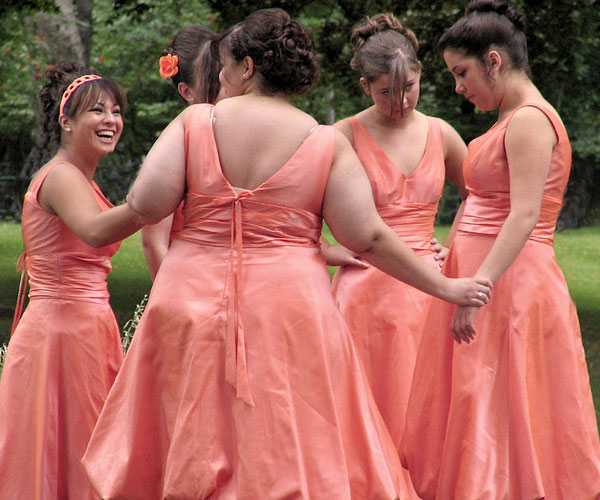 Astounding 40 Gorgeous Bridesmaid Hairstyles Slodive Hairstyle Inspiration Daily Dogsangcom