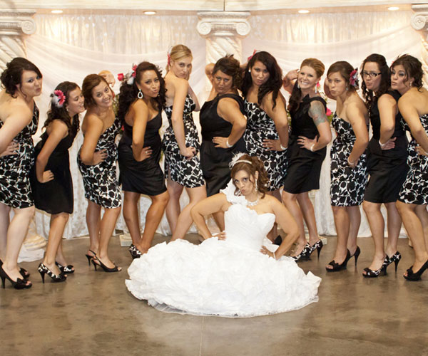 crazy girls 40 Gorgeous Bridesmaid Hairstyles