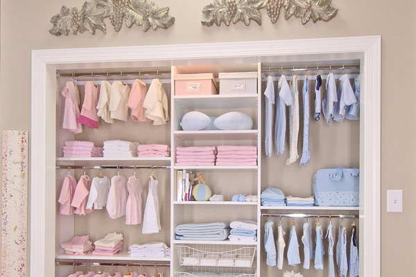 baby closet 30 Unbelievable Closet Design Ideas