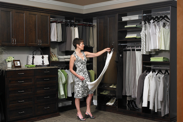30 Unbelievable Closet Design Ideas - SloDive