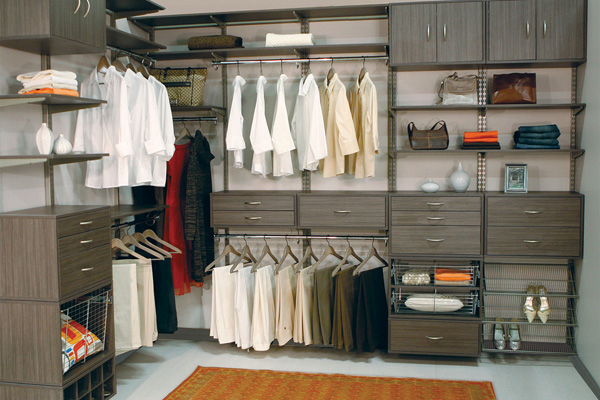 30 Unbelievable Closet Design Ideas