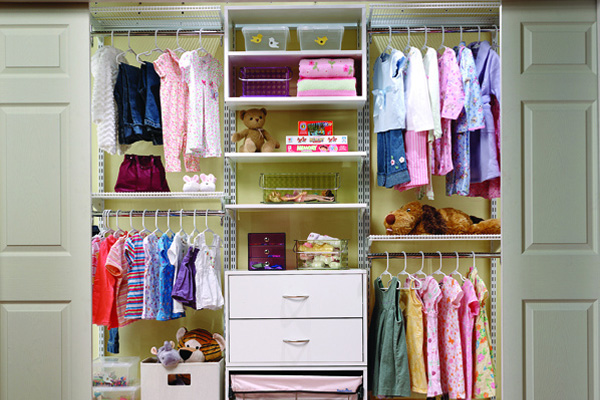kids closet 30 Unbelievable Closet Design Ideas