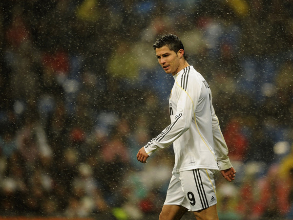 He and Real Madrid
