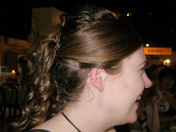 25 pretty curly updo hairstyles slodive curly updo happy pmusecretfo Choice Image