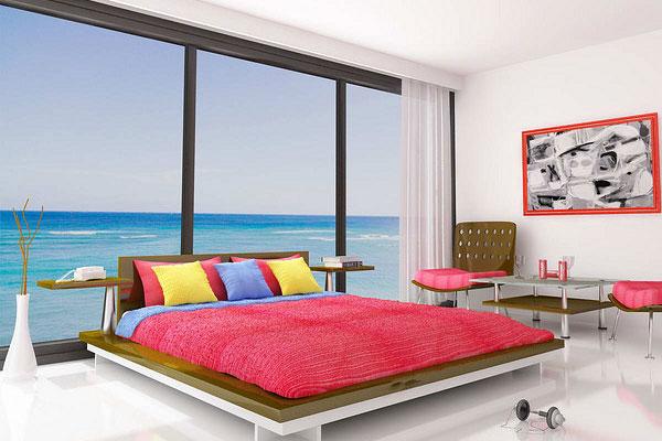 Resort Bedroom Idea