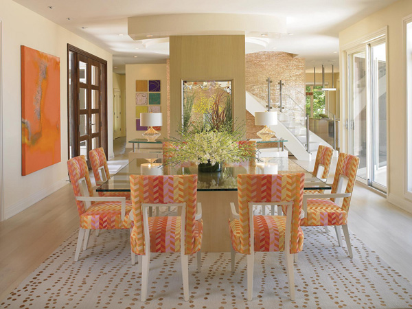 35 Graceful Dining Room Decorating Ideas