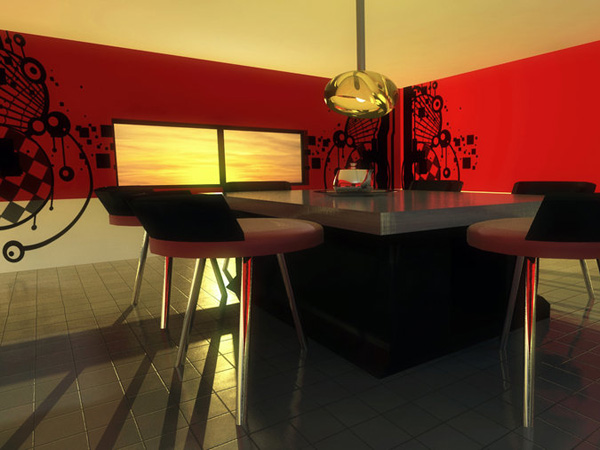 Impressive Modern Dining Room Decorating Ideas 600 x 450 · 79 kB · jpeg