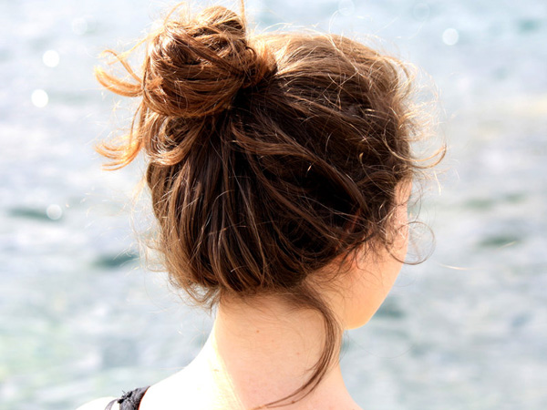 Shaggy Style Updo
