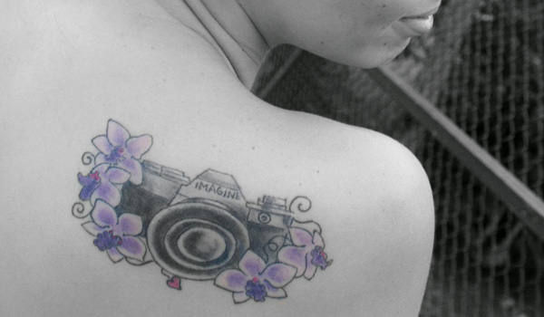 camera love 25 Helpful First Tattoo Ideas