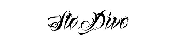 lina script 30 Handy Free Tattoo Fonts