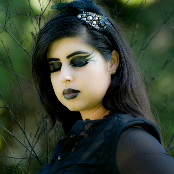 Gothic Swell Hairstyle