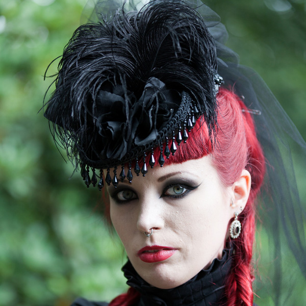 Headdress Gothic