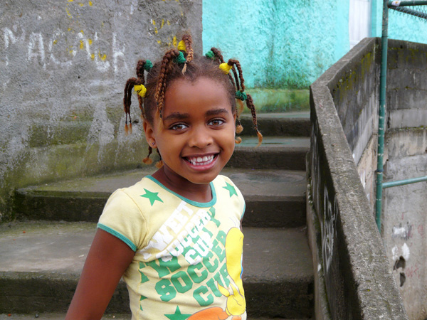 beautiful little girl 25 Adorable Hairstyles For Little Black Girls