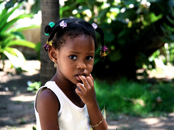 cute little black 25 Adorable Hairstyles For Little Black Girls